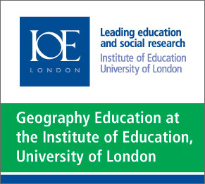 Advertisement: Geography Education at the IOE