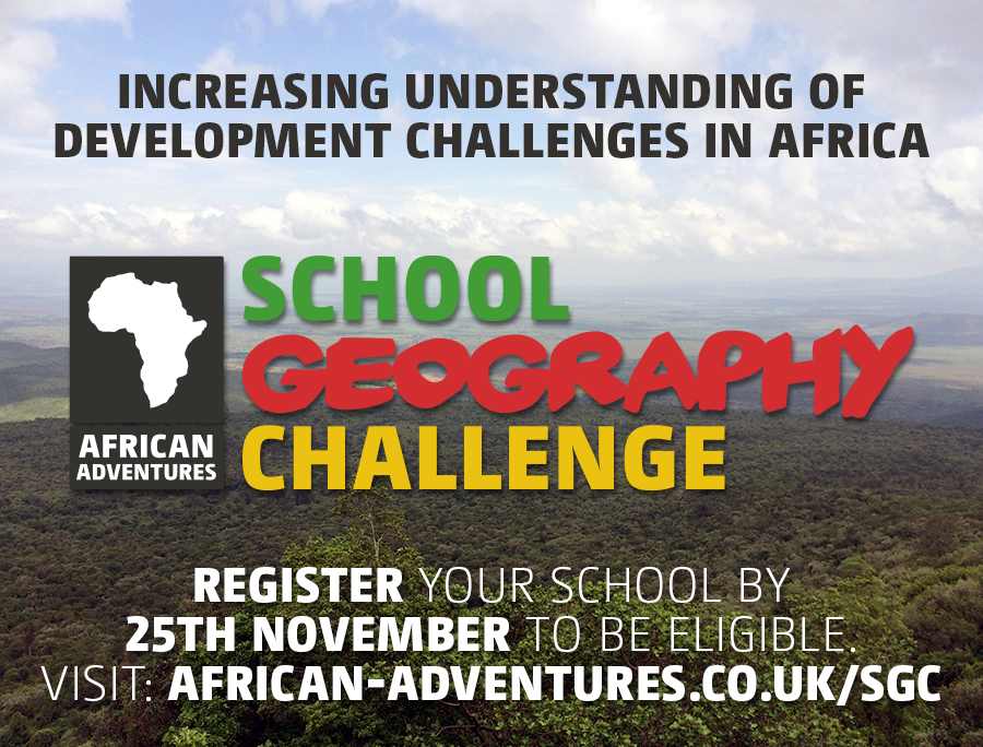 School Geography Challenge