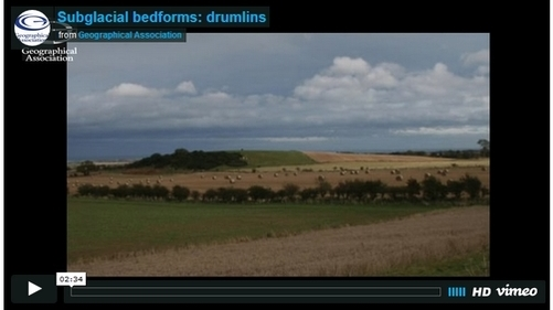 go to http://geography.org.uk/resources/videocasts/subglacial-bedforms/