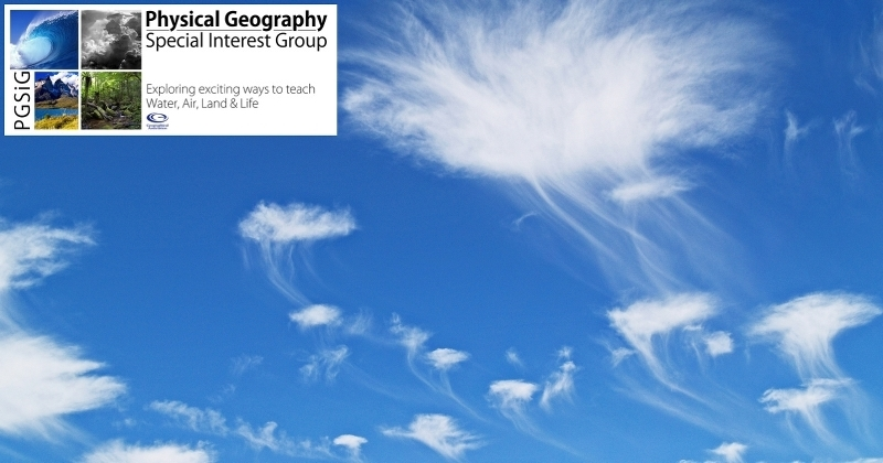 Physical geography photo competition