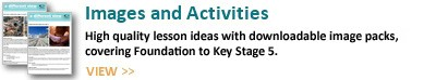 View the Images & Activities page for PDF downloads of activity ideas and linked image packs for each theme