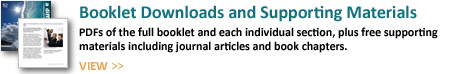 View the Booklet Downloads page for PDFs of A Different View plus free supporting materials including journal articles and book chapters