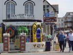 Enter the Seaside Village Gallery