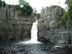 Entre the High Force Gallery