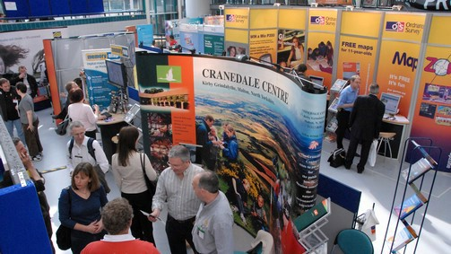 Exhibitors at GA Annual Conference