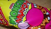 A packet of Monster Munch