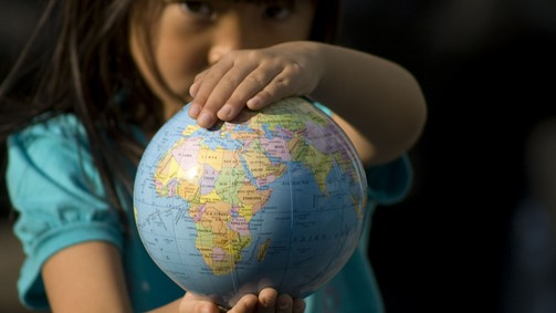 Geography and the Global Dimension