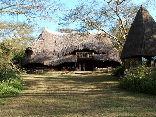 The Malewa River Lodge (Kigio Conservancy Centre)