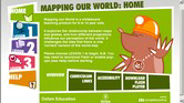 http://www.oxfam.org.uk/education/resources/mapping_our_world/