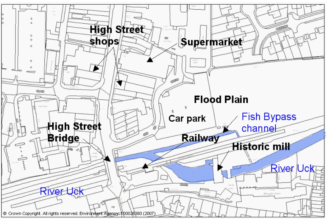 river thames geography case study