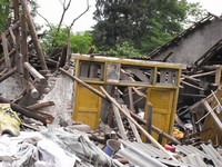 Fig 3 Damage caused by China earthquake