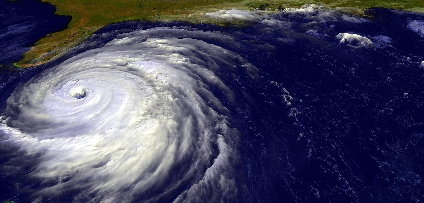 Hurricane Rita approaches the Gulf of Mexico, 19 September 2005.<br />Credit: NASA/Goddard Space Flight Center Scientific Visualization Studio