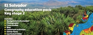 El Salvador KS2 resource pack