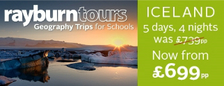 Experience Iceland for less with Rayburn Tours!