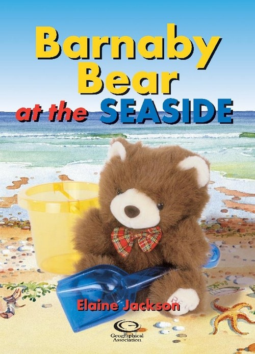 Barnaby Bear at the Seaside (Big Book)
