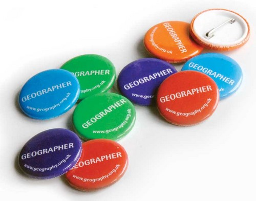 Badges - pack of 100