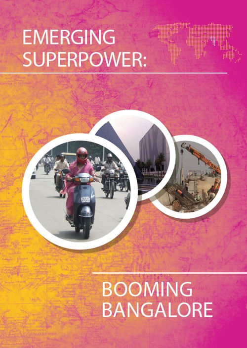 Emerging Superpower: Booming Bangalore (DVD)