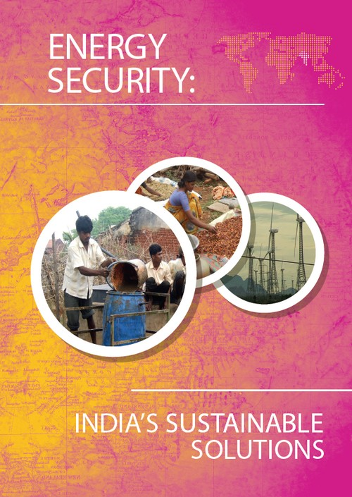Energy Security: India's Sustainable Solutions (DVD)