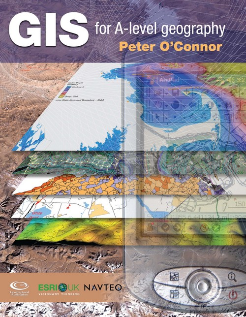 GIS for A-level geography