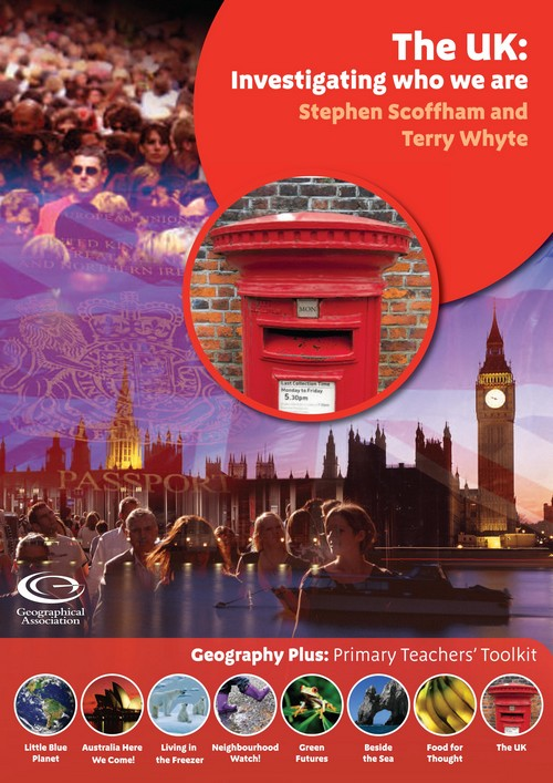 Geography Plus: Primary Teachers' Toolkit<br>The UK: Investigating who we are