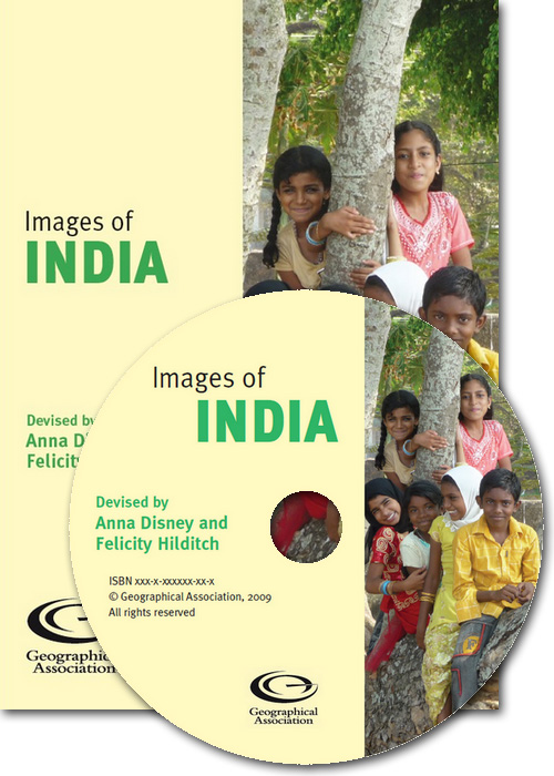 Images of India CD