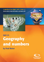 SuperSchemes Unit 25: Geography and numbers