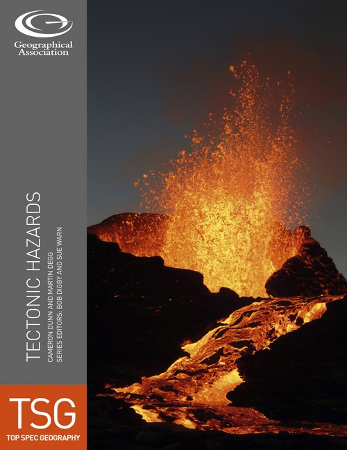 Top Spec Geography: Tectonic Hazards - Set of 6
