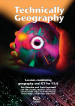 Technically Geography: lessons combining geography and ICT for Y5/6