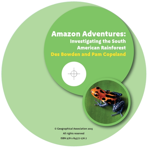 Geography Plus: Amazon Adventures: Investigating the South American Rainforest (CD)