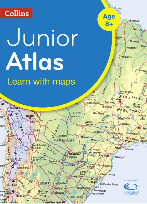 Collins Junior World Atlas (Third edition)