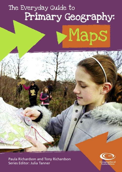 The Everyday Guide to Primary Geography: Maps