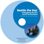 Geography Plus: Beside the Sea : Investigating the UK's coastal environments (CD)