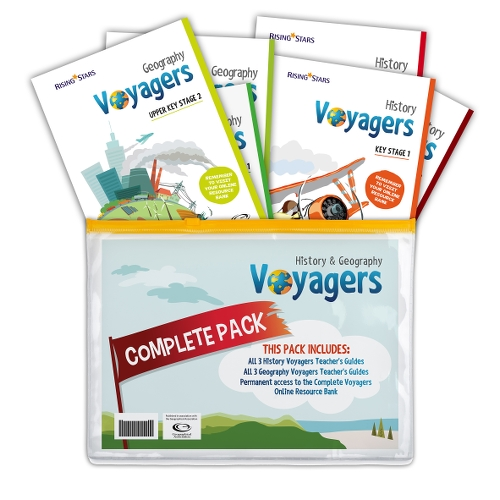 Voyagers Complete pack