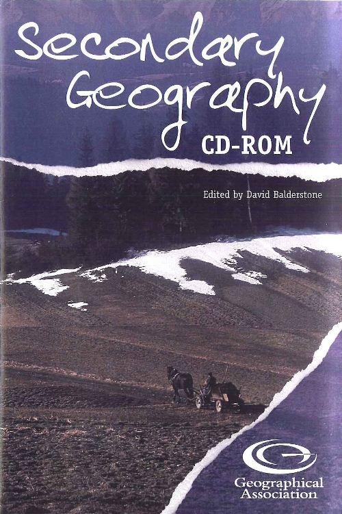 Secondary Geography Handbook (CD-Rom)