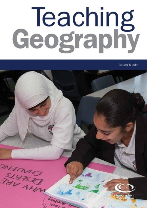 Teaching Geography Journal Bundle: Planning a new key stage 3