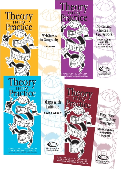 Theory into Practice set of 11 books