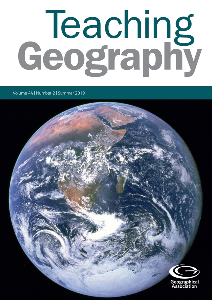 Teaching Geography - A journal by the Geography Association