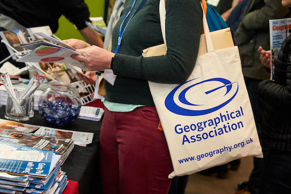 Geographical Association Annual Conference and Exhibition